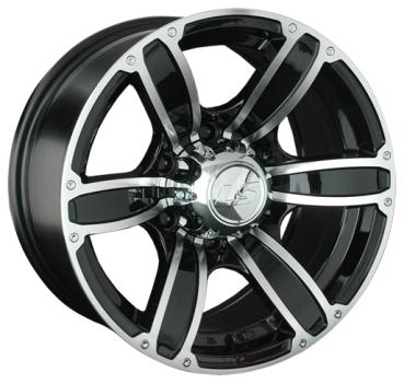 Диск 8x17 6x139.7 ET10.0 D107.1 LS Wheels 766Диски литые<br><br>