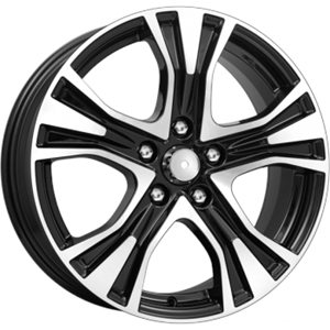 Диск 7x17 5x112 ET49.0 D57.1 КиК КС673 (ZV Octavia)Диски литые<br><br>