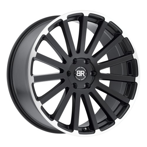 Диск 9.5x22 5x150 ET25.0 D110 BLACK RHINO SpearДиски литые<br><br>