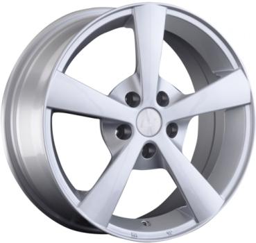 Диск 7x17 5x114.3 ET40.0 D73.1 LS Wheels NG210
