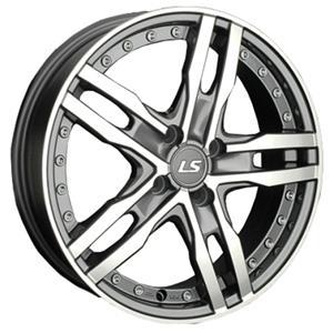 Диск 7x17 5x115 ET40.0 D70.1 LS Wheels 356Диски литые<br><br>
