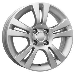 Диск 6x15 4x100 ET48.0 D54.1 КиК КС445 (Hyundai Solaris)