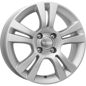 Диск 6x15 4x100 ET50.0 D60.1 КиК КС445 (ZV Almera G11)Диски литые<br><br>