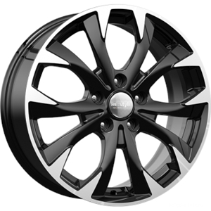 Диск 7x17 5x114.3 ET53.0 D67.1 КиК КС740 (ZV Ceed)Диски литые<br><br>