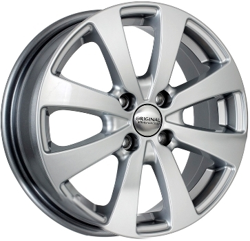 Диск 6x15 4x100 ET48.0 D54.1 Скад Kia Rio (KL-261)Диски литые<br><br>