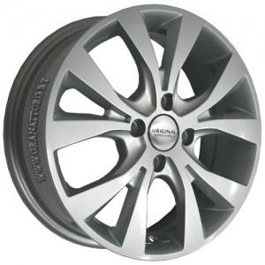 Диск 7x18 5x114.3 ET45.0 D66.1 Скад Hyundai Solaris (KL-262)Диски литые<br><br>