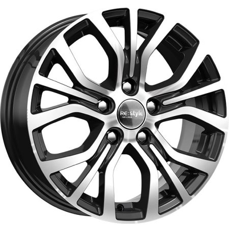 Диск 6.5x16 5x114.3 ET41.0 D67.1 КиК КС736 (ZV 16_Optima)Диски литые<br><br>
