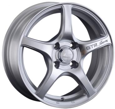 Диск 6x15 4x100 ET40.0 D60.1 LS Wheels 537