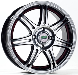 Диск 5.5x14 4x100 ET45.0 D73.1 Nitro N2O Y4601Диски литые<br><br>