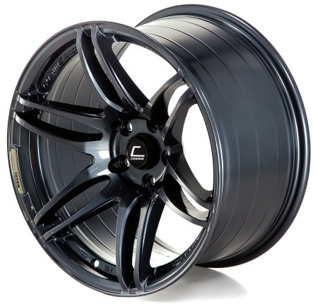 Диск 9.5x18 5x114.3 ET15.0 D73.1 Cosmis Racing MR-IIДиски литые<br><br>