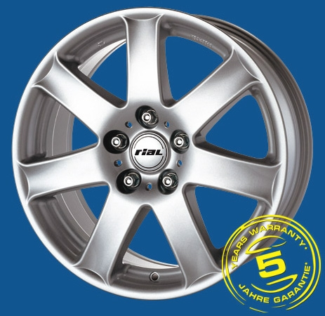 Диск 6x15 4x108 ET25.0 D70.1 Rial FlairДиски литые<br><br>