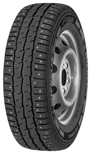 Зимняя шина 185/75 R16 104/102R шип Michelin Agilis X-Ice North