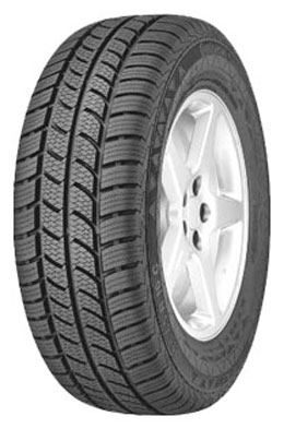 Зимняя шина 195/65 R16 104/102T Continental VancoWinter 2Зимние шины<br>Зимняя резина без шипов (липучка) Continental VancoWinter 2 195/65 R16 104/102T<br>