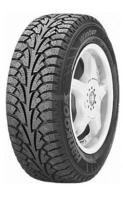 Зимняя шина 145 R13 88/86P шип Hankook W409 Winter i*pike