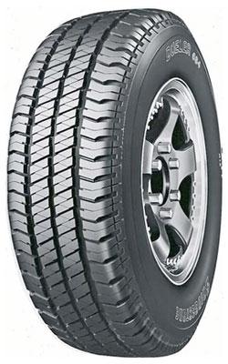 Летняя шина 245/70 R17 110S Bridgestone Dueler H/T 684 SUVЛетние шины<br>Летняя резина Bridgestone Dueler H/T 684 SUV 245/70 R17 110S<br>