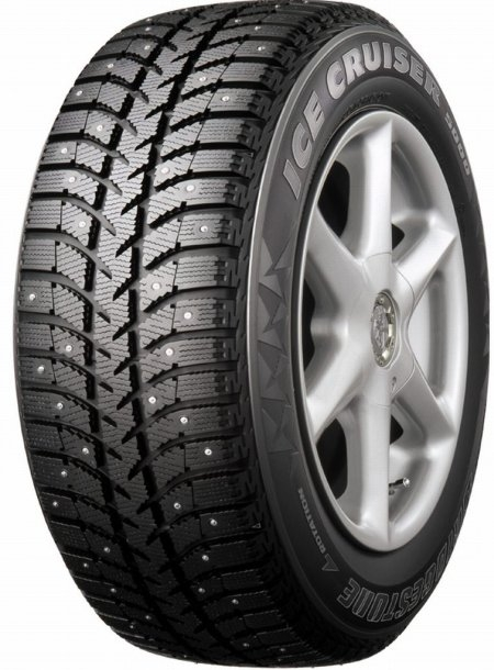 Шины Bridgestone Ice Cruiser 7000 225/65 R17 106T