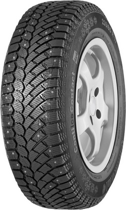Шины Continental ContiIceContact 215/50 R17 95T