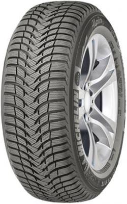 Зимняя шина 225/55 R16 99H Michelin Alpin 4Зимние шины<br>Зимняя резина без шипов (липучка) Michelin Alpin 4 225/55 R16 99H XL MI<br>