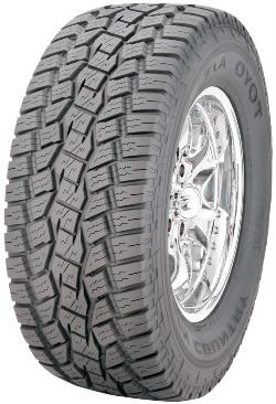 Летняя шина 225/75 R16 104T Toyo Open Country A/T