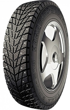 Зимняя шина 155/65 R13 73T шип Кама (НКШЗ) 518 EURO