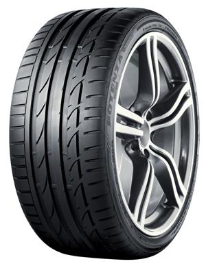 Летняя шина 215/55 R16 93W Bridgestone Potenza S001Летние шины<br>Летняя резина Bridgestone Potenza S001 215/55 R16 93W<br>
