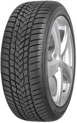 Зимняя шина 245/55 R17 102H RunFlat Goodyear Ultra Grip Performance 2Зимние шины<br>Зимняя резина без шипов (липучка) Goodyear Ultra Grip Performance 2 245/55 R17 102H RunFlat<br>
