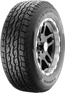 Летняя шина 10.5/31 R15 109S Kumho KL61 Road Venture SATЛетние шины<br>Летняя резина Kumho KL61 Road Venture SAT 10.5/31 R15 109S<br>