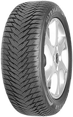 Зимняя шина 195/55 R16 87H Goodyear Ultra Grip 8Зимние шины<br>Зимняя резина без шипов (липучка) Goodyear Ultra Grip 8 195/55 R16 87H<br>