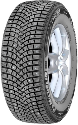 Зимняя шина 235/65 R18 110T шип Michelin Latitude X-Ice North2Зимние шины<br>Зимняя резина с шипами Michelin Latitude X-Ice North2 235/65 R18 110T шип XL<br>