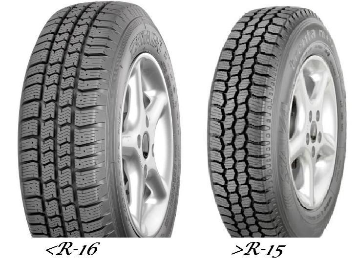 Зимняя шина 195/70 R15 104/102Q Sava Trenta M+S