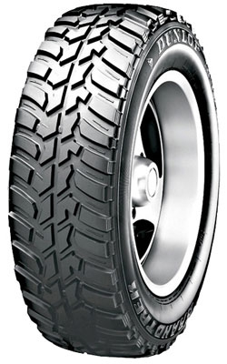 Летняя шина 225/75 R16 103/100Q Dunlop GRANDTREK MT2