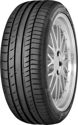 Летняя шина 225/40 R19 93Y Continental ContiSportContact 5P