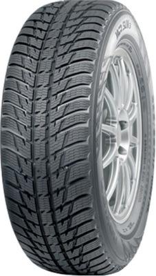 Зимняя шина 235/50 R19 99V Nokian WR SUV 3Зимние шины<br>Зимняя резина без шипов (липучка) Nokian WR SUV 3 235/50 R19 99V<br>
