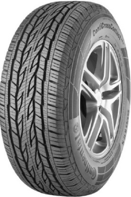 Летняя шина 255/65 R16 109H Continental ContiCrossContact LX2