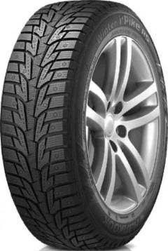 Зимняя шина 245/45 R18 100T шип Hankook W419 i*Pike RSЗимние шины<br>Зимняя резина с шипами Hankook W419 i*Pike RS 245/45 R18 100T шип XL<br>