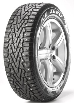 Зимняя шина 245/45 R19 102T RunFlat шип Pirelli Ice ZeroЗимние шины<br>Зимняя резина с шипами Pirelli Ice Zero 245/45 R19 102T RunFlat шип XL<br>
