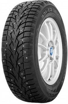 Зимняя шина 235/60 R17 106T шип Toyo Observe G3-ICEЗимние шины<br>Зимняя резина с шипами Toyo Observe G3-ICE 235/60 R17 106T шип<br>