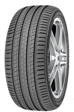 Летняя шина 235/55 R19 105V Michelin Latitude Sport 3