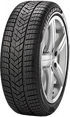 Зимняя шина 225/55 R18 98H Pirelli Winter SottoZero 3Зимние шины<br>Зимняя резина без шипов (липучка) Pirelli Winter SottoZero 3 225/55 R18 98H<br>