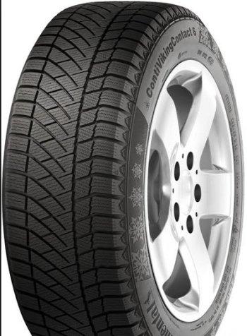 Зимняя шина 265/70 R16 112T Continental ContiVikingContact 6 SUV - купить со скидкой