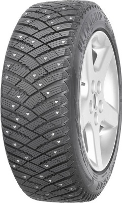 Зимняя шина 255/65 R17 110T шип Goodyear Ultra Grip ICE Arctic SUV