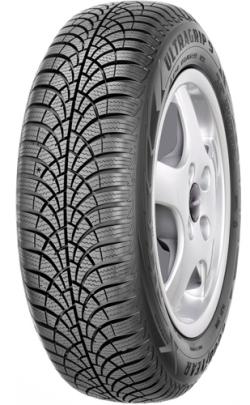 Зимняя шина 195/65 R15 95T Goodyear Ultra Grip 9Зимние шины<br>Зимняя резина без шипов (липучка) Goodyear Ultra Grip 9 195/65 R15 95T XL<br>