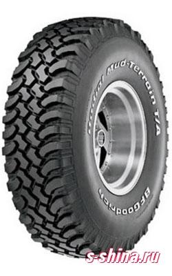 Летняя шина 235/85 R16 120Q BFGoodrich Mud Terrain T/AЛетние шины<br>Летняя резина BFGoodrich Mud Terrain T/A 235/85 R16 120Q<br>