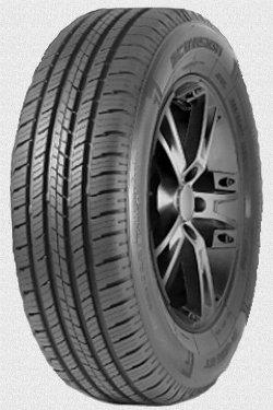 Летняя шина 245/65 R17 111H OVATION EcoVision VI-286HTЛетние шины<br>Летняя резина OVATION EcoVision VI-286HT 245/65 R17 111H XL<br>