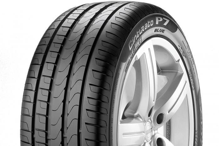 Летняя шина 225/40 R18 92W Pirelli Cinturato P7 BlueЛетние шины<br>Летняя резина Pirelli Cinturato P7 Blue 225/40 R18 92W XL<br>