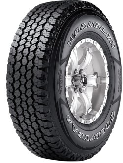 Летняя шина 255/55 R18 109H Goodyear Wrangler All-Terrain Adventure