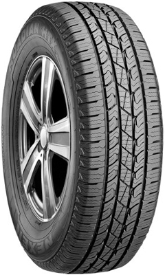 Летняя шина 225/55 R18 98V Nexen Roadian HTX RH5Летние шины<br>Летняя резина Nexen Roadian HTX RH5 225/55 R18 98V<br>