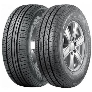 Летняя шина 215/75 R16 116/114S Nokian NORDMAN SCЛетние шины<br>Летняя резина Nokian NORDMAN SC 215/75 R16 116/114S<br>