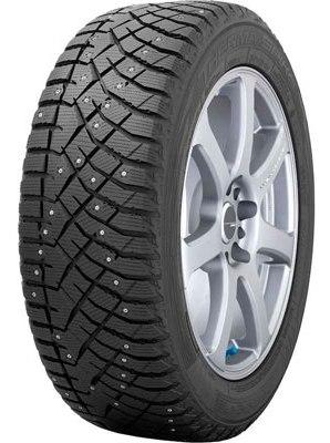 Зимняя шина 225/55 R18 102T шип Nitto Therma Spike (NT SPK)Зимние шины<br>Зимняя резина с шипами Nitto Therma Spike (NT SPK) 225/55 R18 102T шип<br>