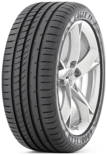 Летняя шина 235/55 R19 101Y Goodyear Eagle F1 Asymmetric 2 SUVЛетние шины<br>Летняя резина Goodyear Eagle F1 Asymmetric 2 SUV 235/55 R19 101Y<br>